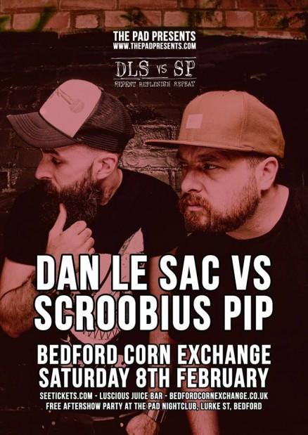 Dan Le Sac vs Scroobius Pip