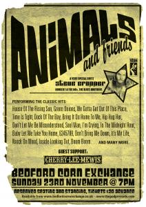 Animals & Steve Cropper