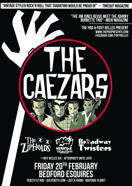 The Caezars