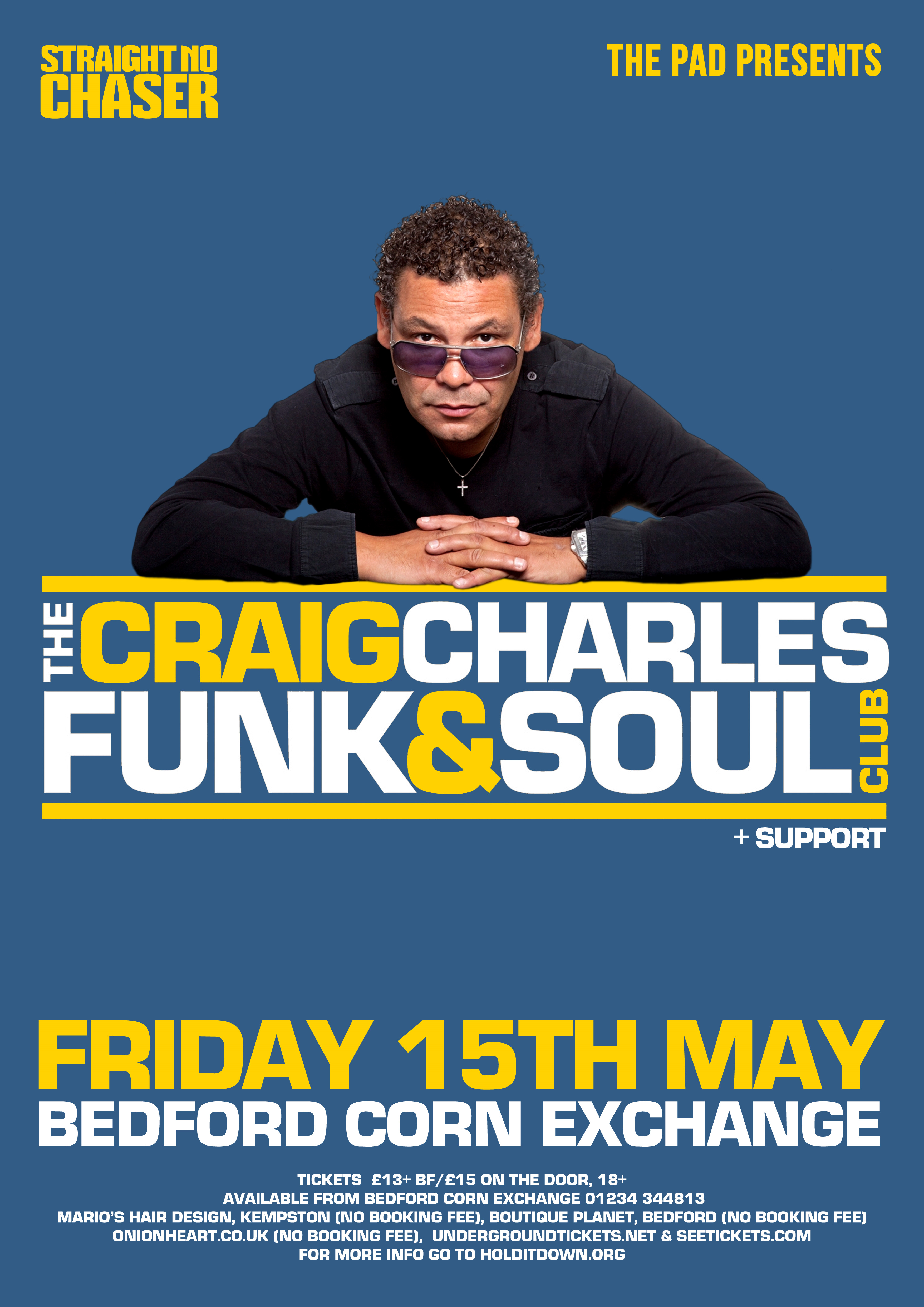 Craig charles funk and soul show Where does craig charles live