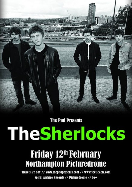 the sherlocks northampton