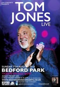 Tom Jones Bedford Park