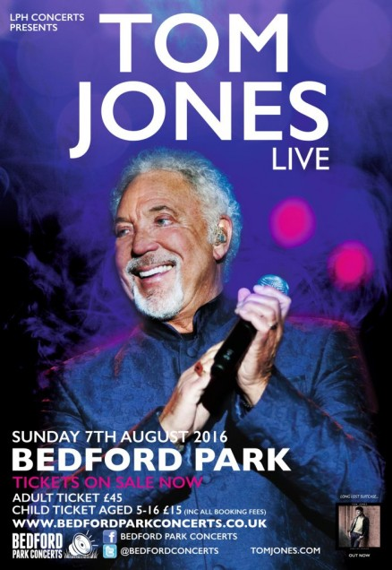 Tom Jones Bedford Park