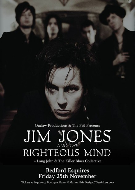 Jim Jones & The Righteous Mind