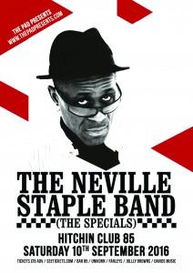 Neville Staple Band