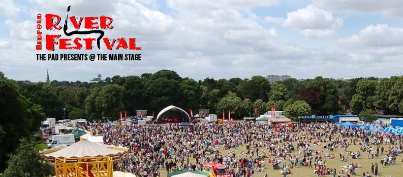 Bedford River Festival – Main Stage
