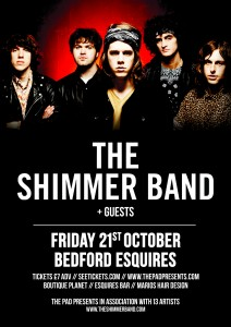 THE SHIMMER BAND