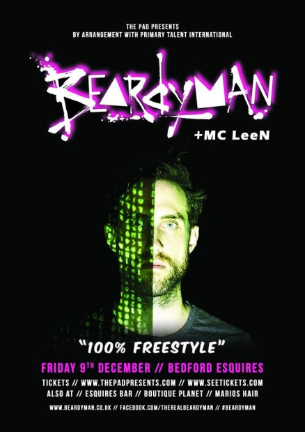 Beardyman Esquires