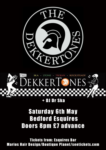 the dekka tones