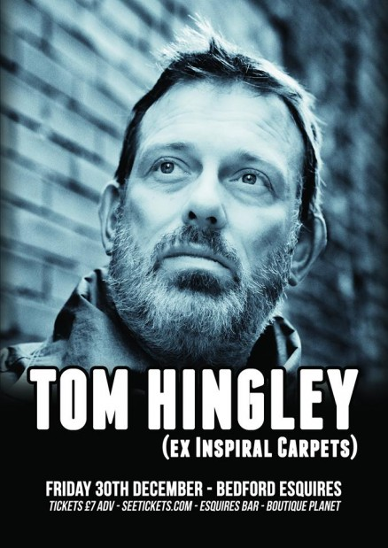 Tom Hingley Bedford Esquires