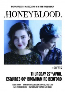 Honeyblood Bedford Esquires