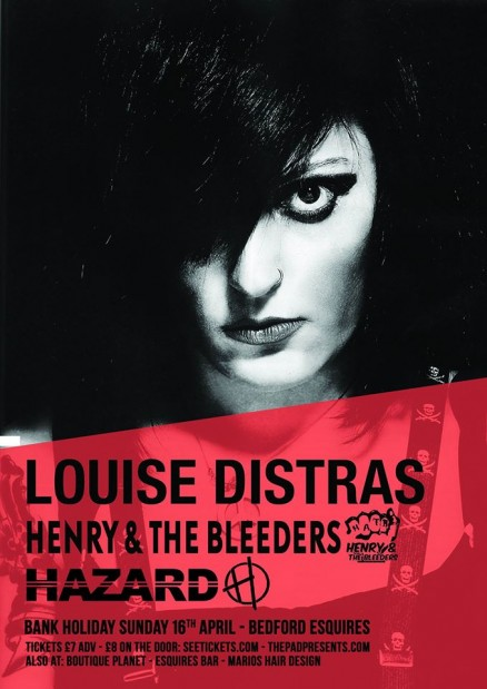 Louise Distras Bedford Esquires