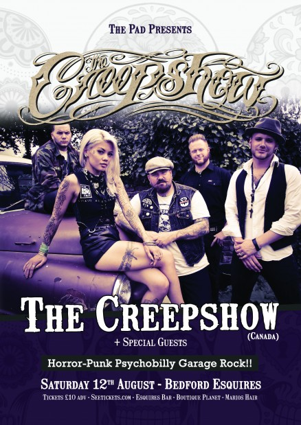 The Creepshow Bedford Esquires