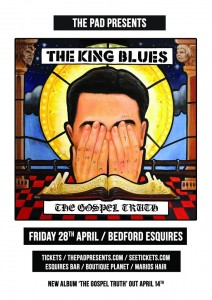 The King Blues Bedford Esquires