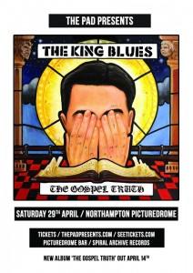 the king blues northampton