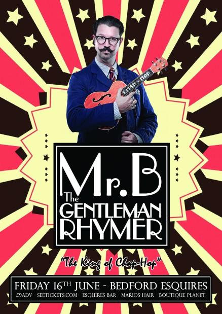 Mr B The Gentleman