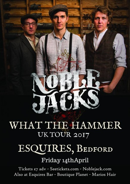 Noble Jacks Bedford Esquires