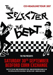 The Selecter The Beat Bedford Corn Exchange