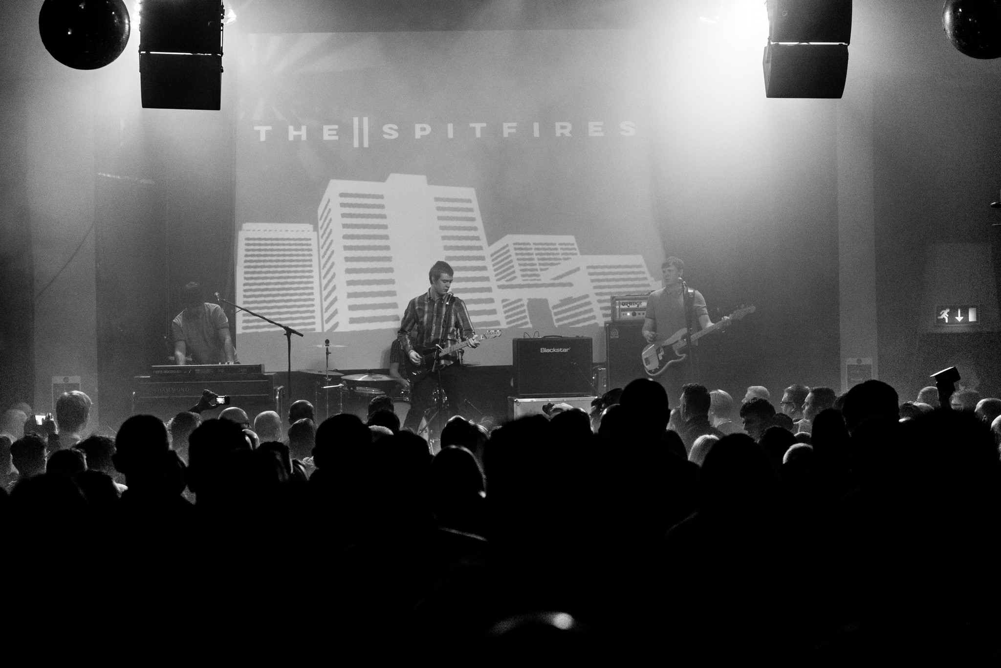 The Spitfires Northampton Picturedrome