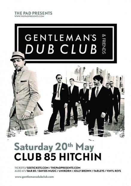 gentlemens dub club Hitchin Club 85