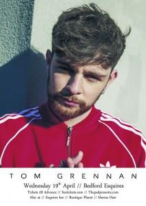 Tom Grennan Bedford Esquires