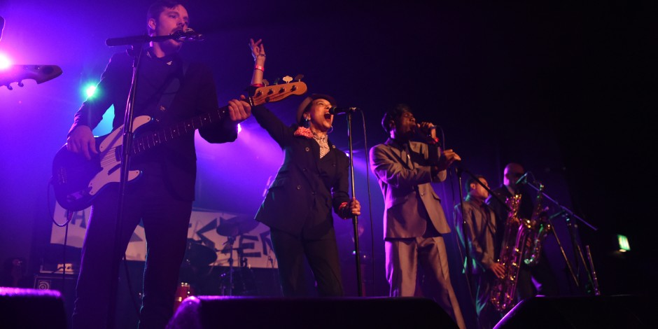 The Selecter & The Beat play Bedford Corn Exchange