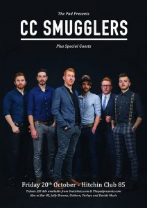 CC Smugglers Hitchin Club 85