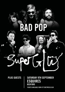 SuperGlu + Bad pop