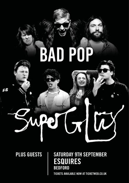 SuperGlu + Bad pop