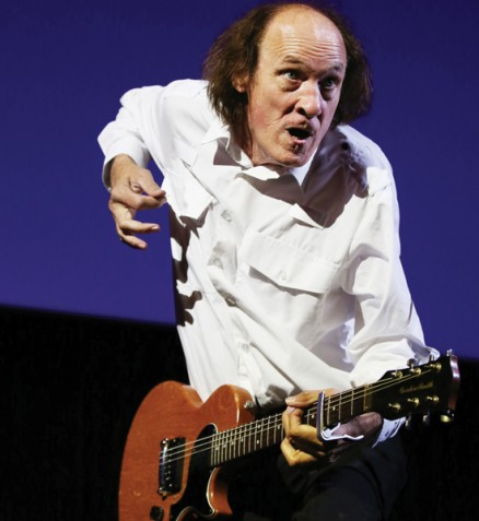 John Otway Club 85 Hitchin Sat 3rd February