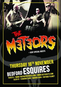 The Meteors Bedford Esquires