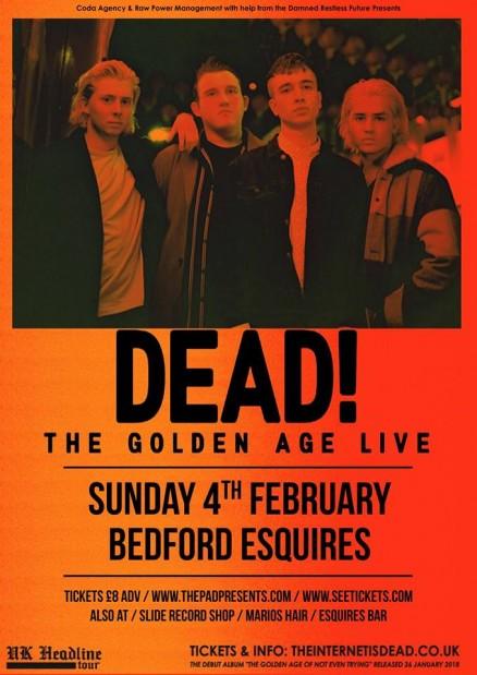 Dead! Bedford Esquires