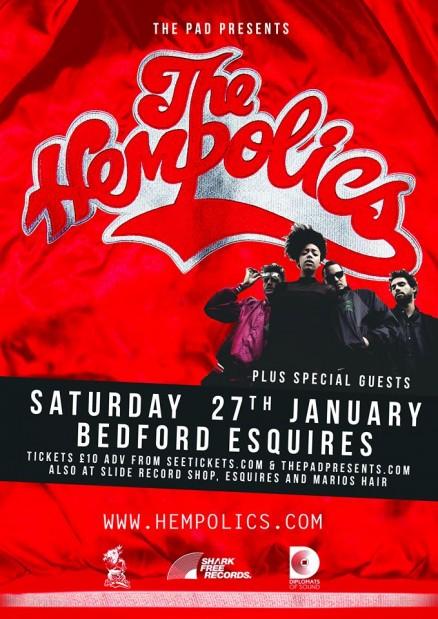 Hempolics Bedford Esquires