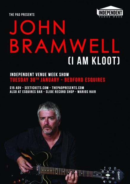John Bramwell I am Kloot Bedford Esquires