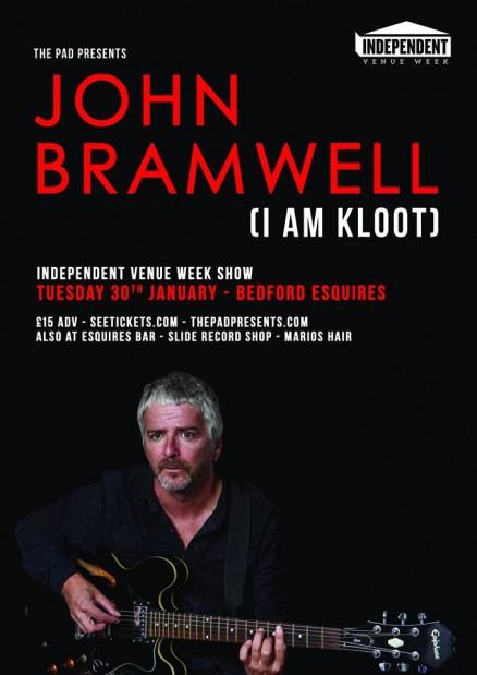 John Bramwell I am Kloot Bedford Esquires
