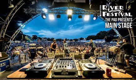 Bedford River Festival Main Stage Sat 14th July