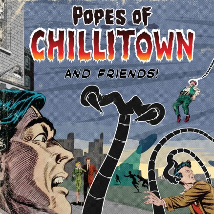 Popes of Chillitown Bedford Esquires Friday 13th April