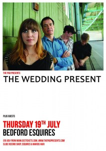 The Wedding Present Bedford Esquires