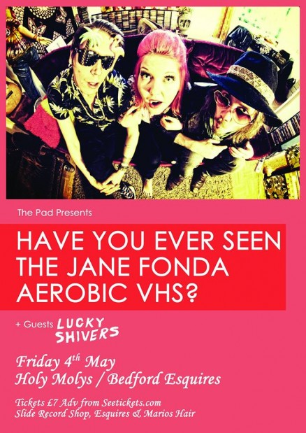 Have you ever seen the Jane Fonda VHS?