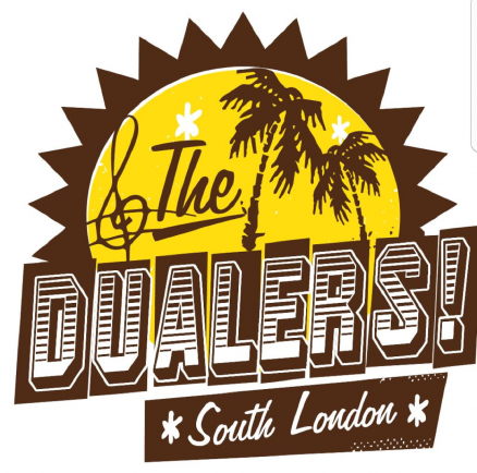 The Dualers Duo Live at The Picturedrome Northampton