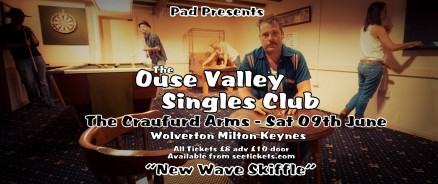 The Ouse Valley Singles Club Live at The Craufurd Arms, Wolverton, Milton Keynes