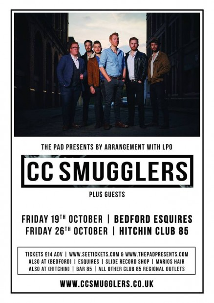 CC Smugglers Club 85 Hitchin Sat 26th October