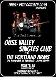 The Ouse Valley Singles Club Portland Arms Cambridge