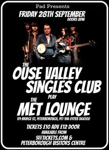 The Ouse Valley Singles Club The Met Lounge Peterborough