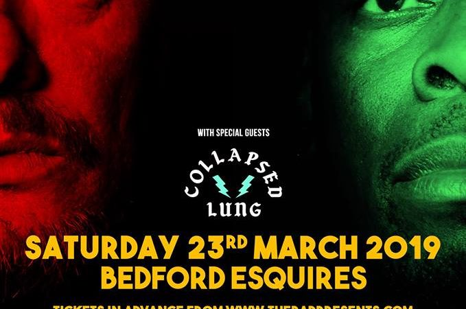 Black Grape Bedford Esquires Sat 23rd March