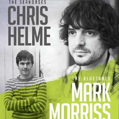 Chris Helme {The Seahorses} & Mark Morriss {The Bluetones}