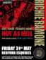 Richie Ramone Bedford Esquires Friday 31st May
