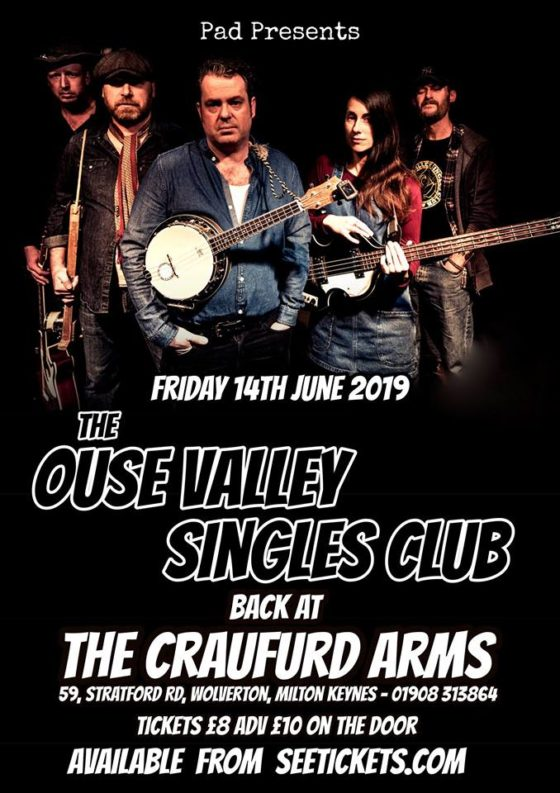 The Ouse Valley Singles Club Craufurd Arms Fri 14th June