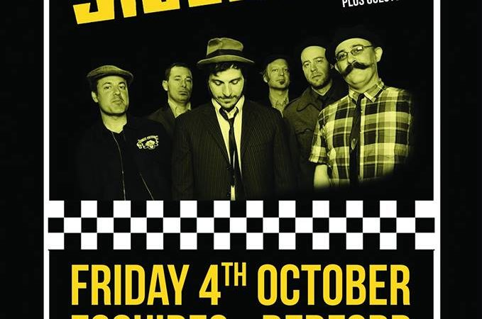 The Slackers Friday 4th October Bedford Esquires