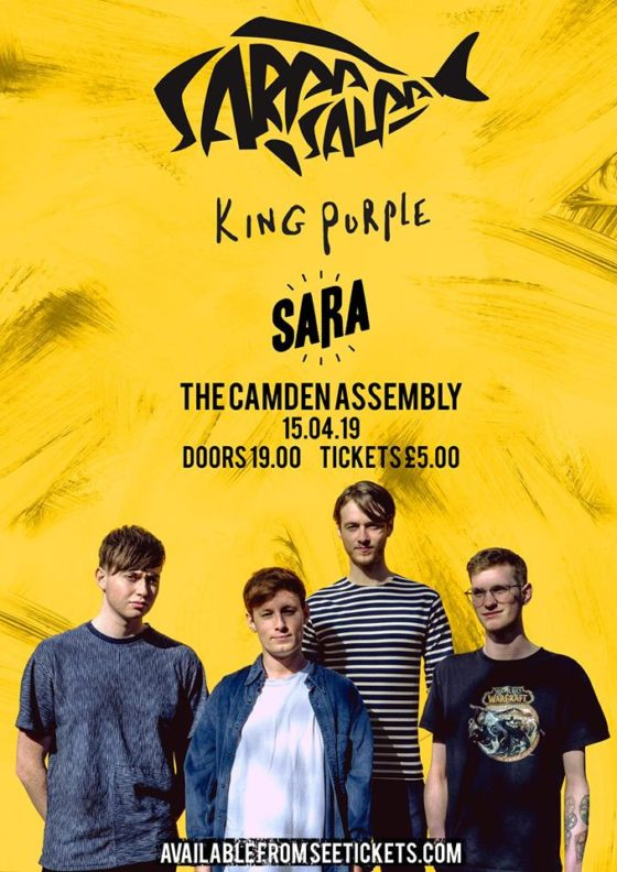 Sarpa Salpa Camden Assembly London 15th April